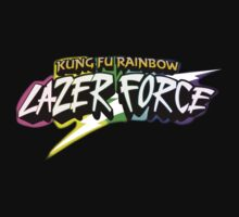 "GTA V: Kung Fu Rainbow LazerForce ""Rainbow"" version  by TheCrimzon"
