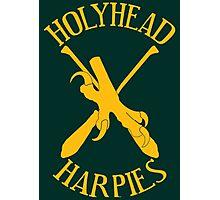 The Holyhead Harpies Photographic Print