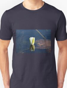 Luke 12:27 Consider the lilies, how they grow.... Unisex T-Shirt