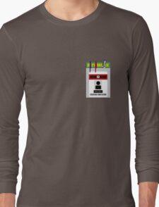 Chuck pocket protector Long Sleeve T-Shirt
