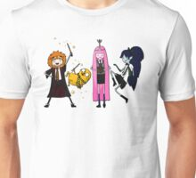 What time is it?  Hogwarts time! Unisex T-Shirt