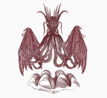 Vampire Squid by Claire Elford