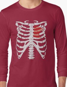 Minnesota's in my Heart Long Sleeve T-Shirt