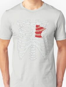 Minnesota's in my Heart Unisex T-Shirt