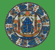 Resurrection Mandala - T-Shirt/Hoodie/Sticker Baby Tee
