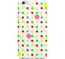 Funny spots iPhone Case/Skin