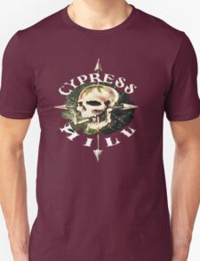 New Cypress Hill Skull T-Shirt