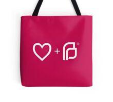 I ♡ Planned Parenthood wm Tote Bag