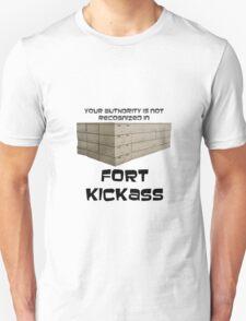 Fort Kickass - Archer Unisex T-Shirt