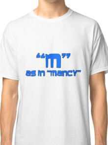 Mancy - Archer Classic T-Shirt