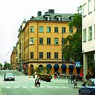Drottninggatan Uppsala by Elisabeth and Barry King™ by BE2gether