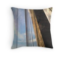 Arthur Ravenel Jr. Bridge - Charleston, SC #13 Throw Pillow