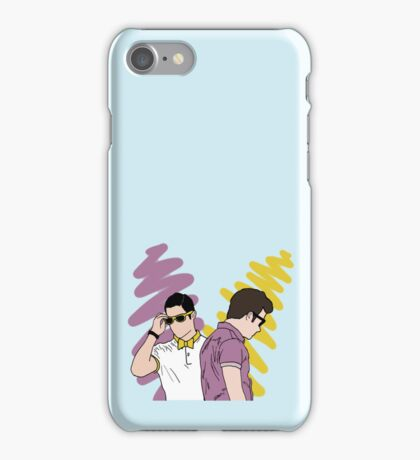 Klaine 5ever (for iPhone 4) iPhone Case/Skin