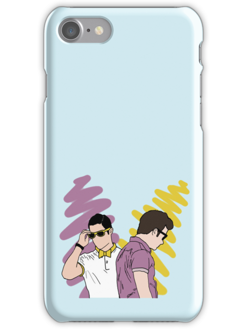 Klaine 5ever (for iPhone 4) by wellsi