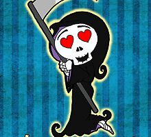 Love you to death by gabrielart