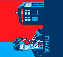 Doctor who iphone case by mobilesuit