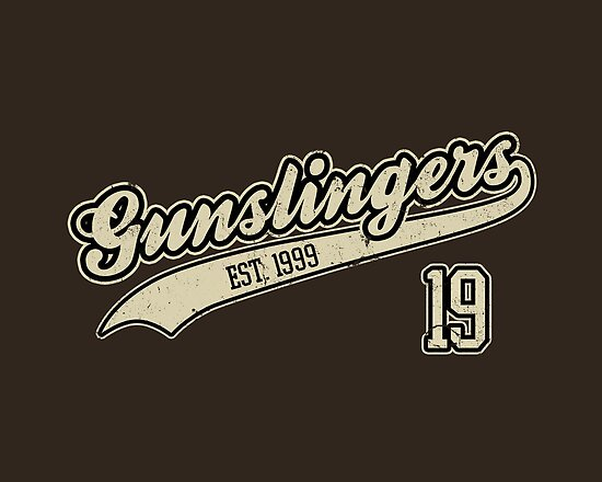 The Gunslingers by fishbiscuit