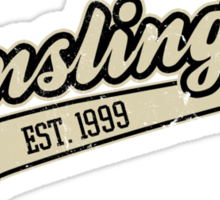 The Gunslingers Sticker