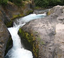 Water in the Lava by irishbarc