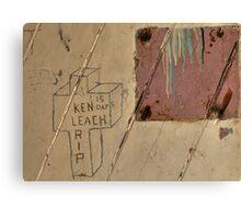 Ken Leach Canvas Print