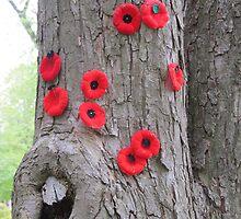Rememberance Tree by LenniluvsBrian