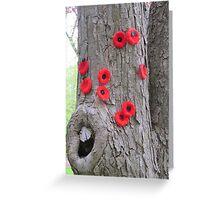 Rememberance Tree Greeting Card