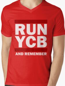 Run You Clever Boy And Remember Mens V-Neck T-Shirt