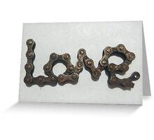 Bicycle Love Greeting Card