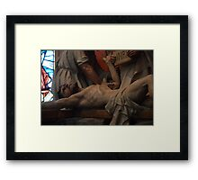 The Eleventh Station Framed Print