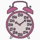 no clock by lazyville