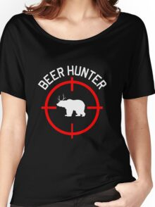 Beer Hunter Women's Relaxed Fit T-Shirt