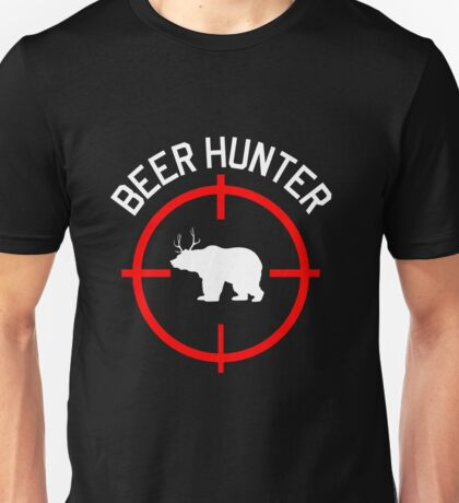 Beer Hunter Unisex T-Shirt