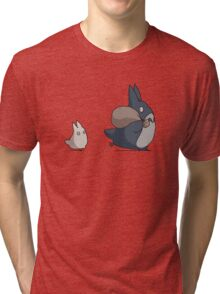 Totoro's friends Tri-blend T-Shirt