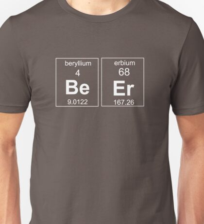 Beer Element Unisex T-Shirt