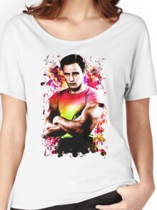 Marlon Brando, Color source 2 Women's Relaxed Fit T-Shirt