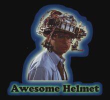 Rick Moranis Science Helmet - Honey, I Shrunk the Kids by FreonFilms