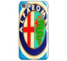 Alfa iphone case iPhone Case/Skin