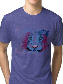White Tiger Tri-blend T-Shirt