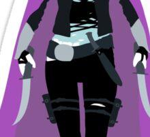 Celaena Sardothien | The Assassin's Blade Sticker