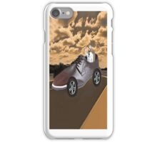 ▂ ▃ ▅ ▆ █ TRY DRIVING A MILE IN MY SHOE ~ IPHONE CASE █ ▆ ▅ ▃ iPhone Case/Skin