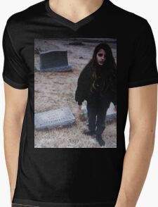 Crystal Castles (II) Mens V-Neck T-Shirt