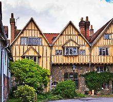 Pilgrim's Hall, Winchester by vivsworld