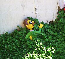 simpsons by OlliePhotograph