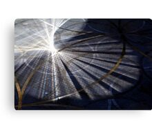 Sunlight and Shadows Canvas Print