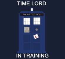 Time Lord In Training (TARDIS Learner Pilot) by TesniJade