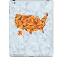 Abstract America Desert Rock iPad Case/Skin