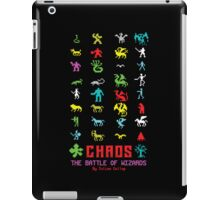 Chaos iPad Case/Skin