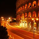 The Colosseum in Modern Day by Ryan Davison Crisp