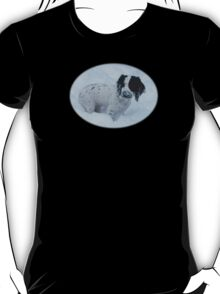 Spaniel In the Snow T-Shirt
