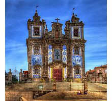 Santo Ildefonso Church, Porto Photographic Print